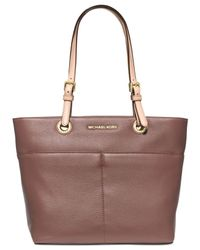 Michael Kors | Pink Michael Jet Set Item Top Zip Tote | Lyst