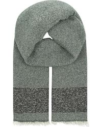 Destin | Gray Haze Mega Wool Scarf | Lyst