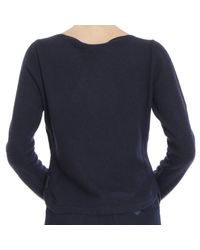 Armani Jeans - Blue Sweater - Lyst