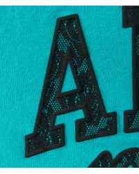 Aéropostale | Blue Lace Print Aero Nyc Graphic T | Lyst