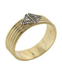 House of Harlow 1960 - Metallic Central Highlands Reflection Cuff - Lyst