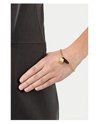 Marc By Marc Jacobs - Metallic Dice Charm Bracelet - Lyst