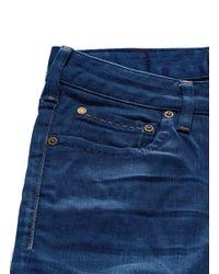 Scotch & Soda - Blue 'skim' Slim Fit Jeans for Men - Lyst