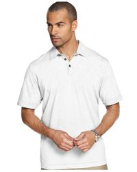 Tommy Bahama | White New Fray Day Polo for Men | Lyst