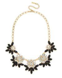 BaubleBar | Black Botanica Collar | Lyst