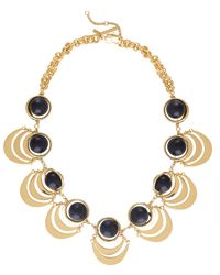 Lele Sadoughi | Orbit Necklace, Black Hole | Lyst