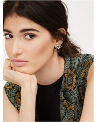 BaubleBar | Yellow Brunello Studs | Lyst