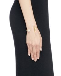 Joomi Lim - Metallic 'spheres Of Influence' Pearl Cuff - Lyst