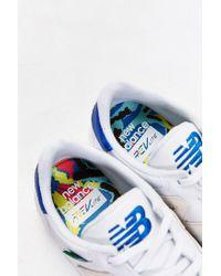 New Balance - White Court 300 Sneaker for Men - Lyst
