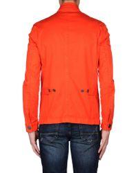 DSquared² | Orange Blazer for Men | Lyst