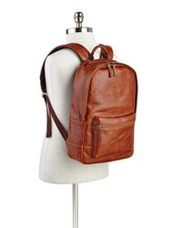 Fossil - Brown Mbg9242222 Mens Backpack for Men - Lyst