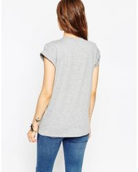 ASOS | Gray The Ultimate Easy T-shirt | Lyst