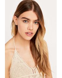 Urban Outfitters - Metallic Delicate Fake Nose Ring - Lyst