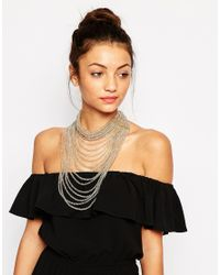 ALDO | Natural Wasley Necklace | Lyst