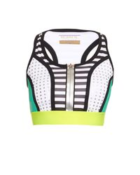 Monreal London | Multicolor Racer-back Performance Sports Bra | Lyst