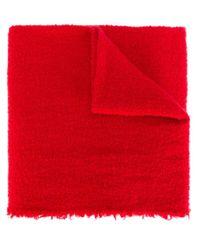 Faliero Sarti - Textured Scarf - Lyst