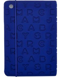 Marc Jacobs - Blue Dreamy Logo Ipad Mini Book Case - Lyst