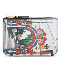 Comme des Garçons | Multicolor Small Zipped Pouch - For Men | Lyst