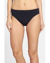 Gottex | Black Swim Bikini Bottoms | Lyst