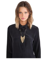 8 Other Reasons | Metallic Game Over Collar | Lyst