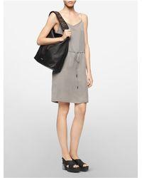 Calvin Klein - Black Shopper Tote Bag - Lyst