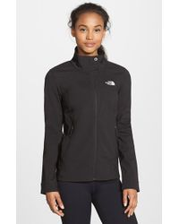 The North Face - Black 'calentito 2' Soft Shell Jacket - Lyst