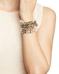 Samantha Wills - Metallic Southern Sun Bracelets, Set Of 7 - Lyst