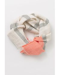 lemlem | Natural Bethany Beehive Scarf | Lyst