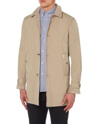 Ben Sherman - Natural The Memory Button Mac for Men - Lyst