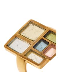 Pippa Small - Tourmaline & Yellow-Gold Ring - Lyst
