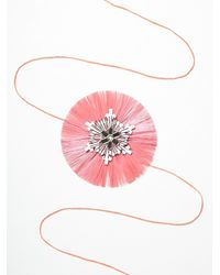 Free People | Pink Large Gift Topper | Lyst
