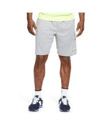 Ralph Lauren | Gray Jersey Athletic Short for Men | Lyst