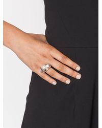 Louis Vuitton | Pink Resin Ring | Lyst