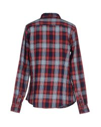 Pepe Jeans | Red Shirt | Lyst