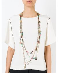 Rosantica - Multicolor 'la Forza' Necklace - Lyst