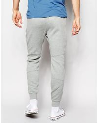 Hollister | Gray Ath Leisure Cuffed Jogger for Men | Lyst