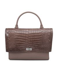 Givenchy | Brown Large 'shark' Tote | Lyst