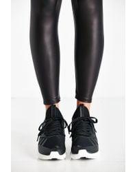 Adidas | Black Originals Tubular Crackle Sneaker | Lyst