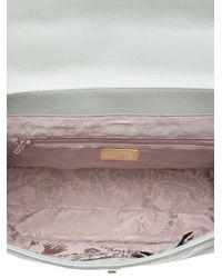 Vivienne Westwood - Blue Embossed Tartan Bag - Lyst