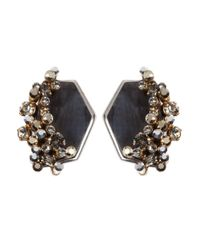 Dorothee Schumacher | Gray Marble Touch Ear Clip | Lyst