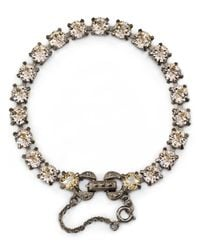 Sorrelli | Metallic Round Bracelet | Lyst