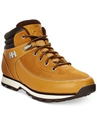 Helly Hansen | Brown Tryvann Hiker Booties | Lyst