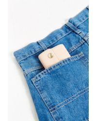 Herschel Supply Co.   Natural Spencer Leather Wallet   Lyst