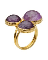 First People First | Purple Ring | Lyst