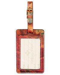 Patricia Nash | Multicolor Bagagli Luggage Tag | Lyst
