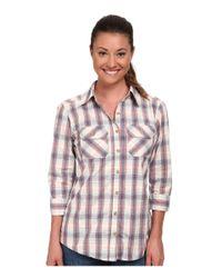 Carhartt | Blue Huron Shirt | Lyst