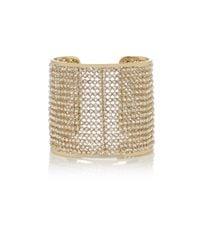 Coast - Metallic Gatsby Chain Cuff - Lyst