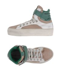 Lemarè - Brown High-tops & Trainers - Lyst