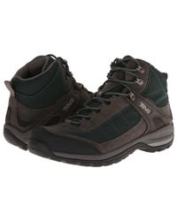 Teva - Brown Kimtah Ii Mid Wp Mesh for Men - Lyst