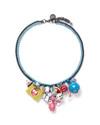 Venessa Arizaga | Multicolor 'around The World' Necklace | Lyst